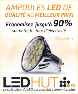 Ampoules rentables